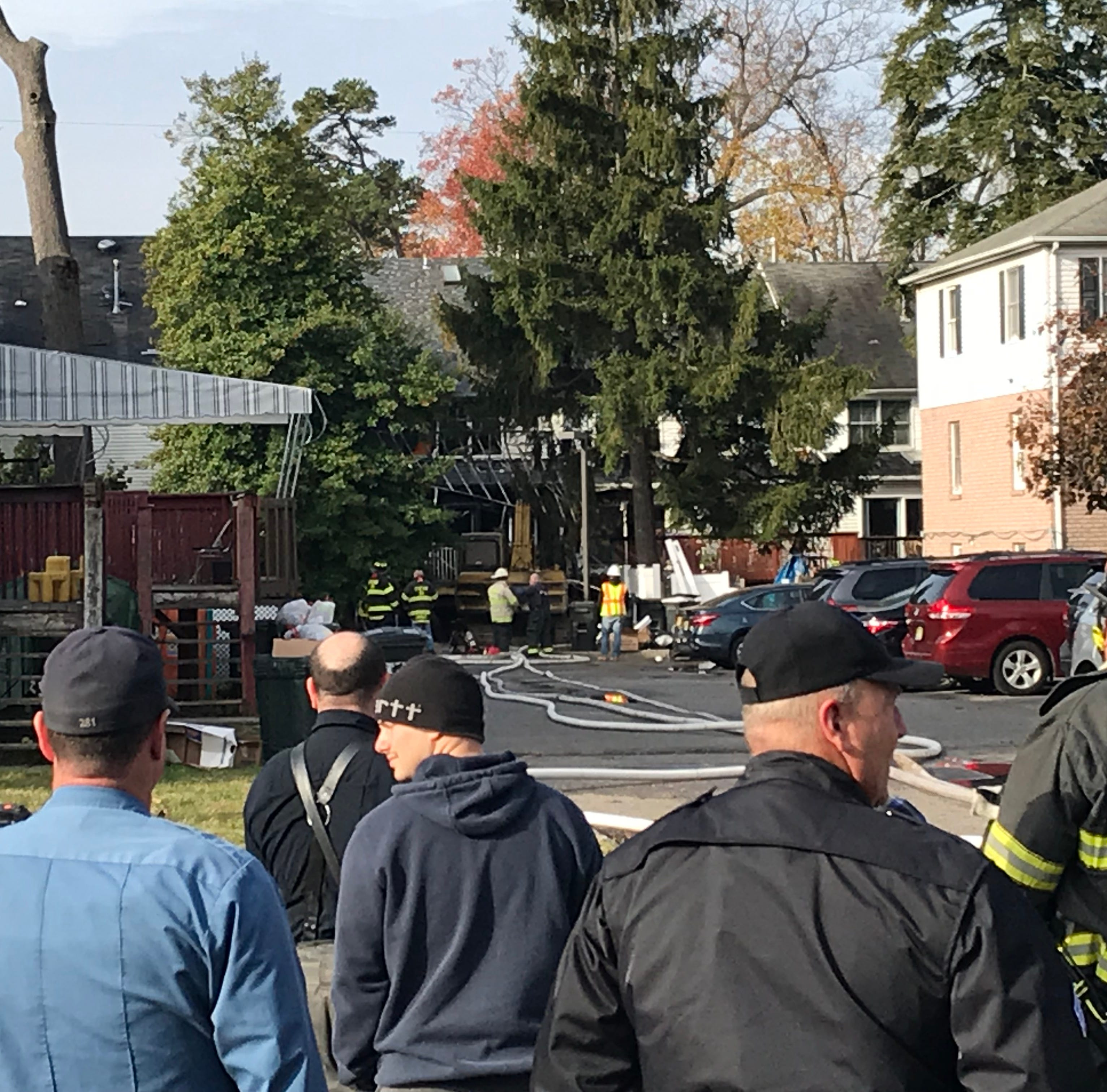 Lakewood fire: No injuries in blaze sparked by gas leak