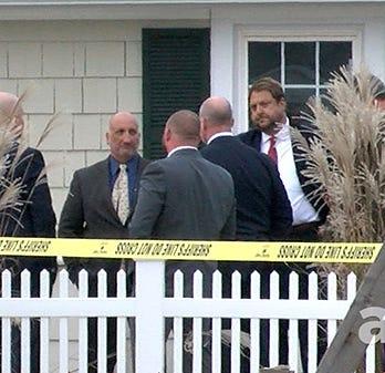Mantoloking police-involved shooting: Stafford man dead; Police K-9 stabbed