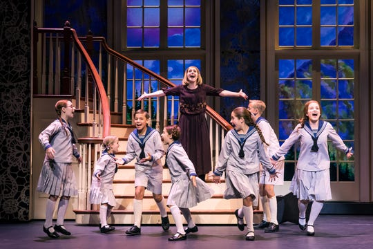 """""""The Sound of Music"""" will feature, of course, the adorable and sometimes mischievous Von Trapp children."""