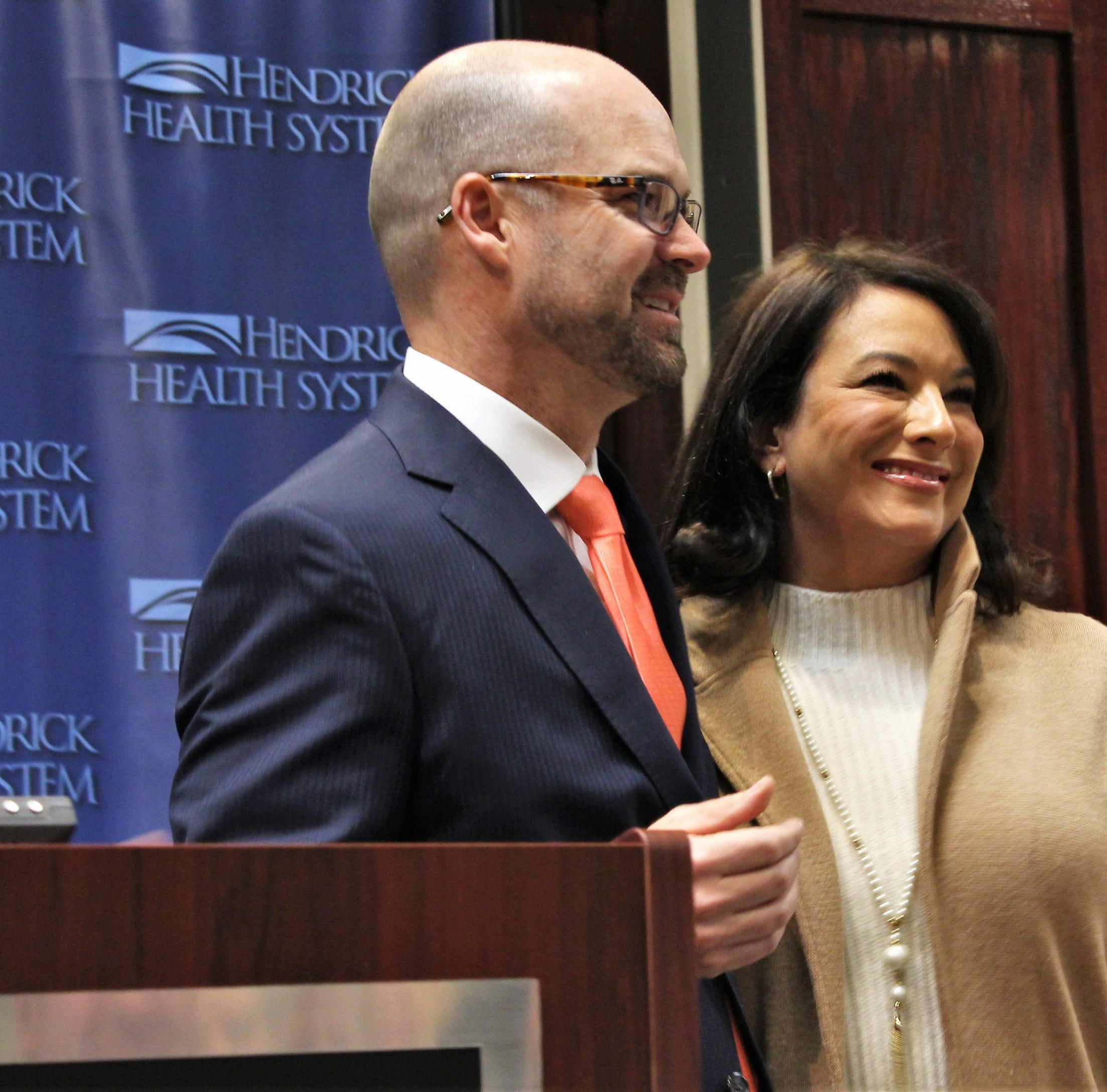 Hendrick Health System names Brad Holland president and CEO