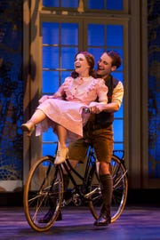 """""""The Sound of Music"""" will be presented at 7:30 p.m. Monday at the Abilene Convention Center."""