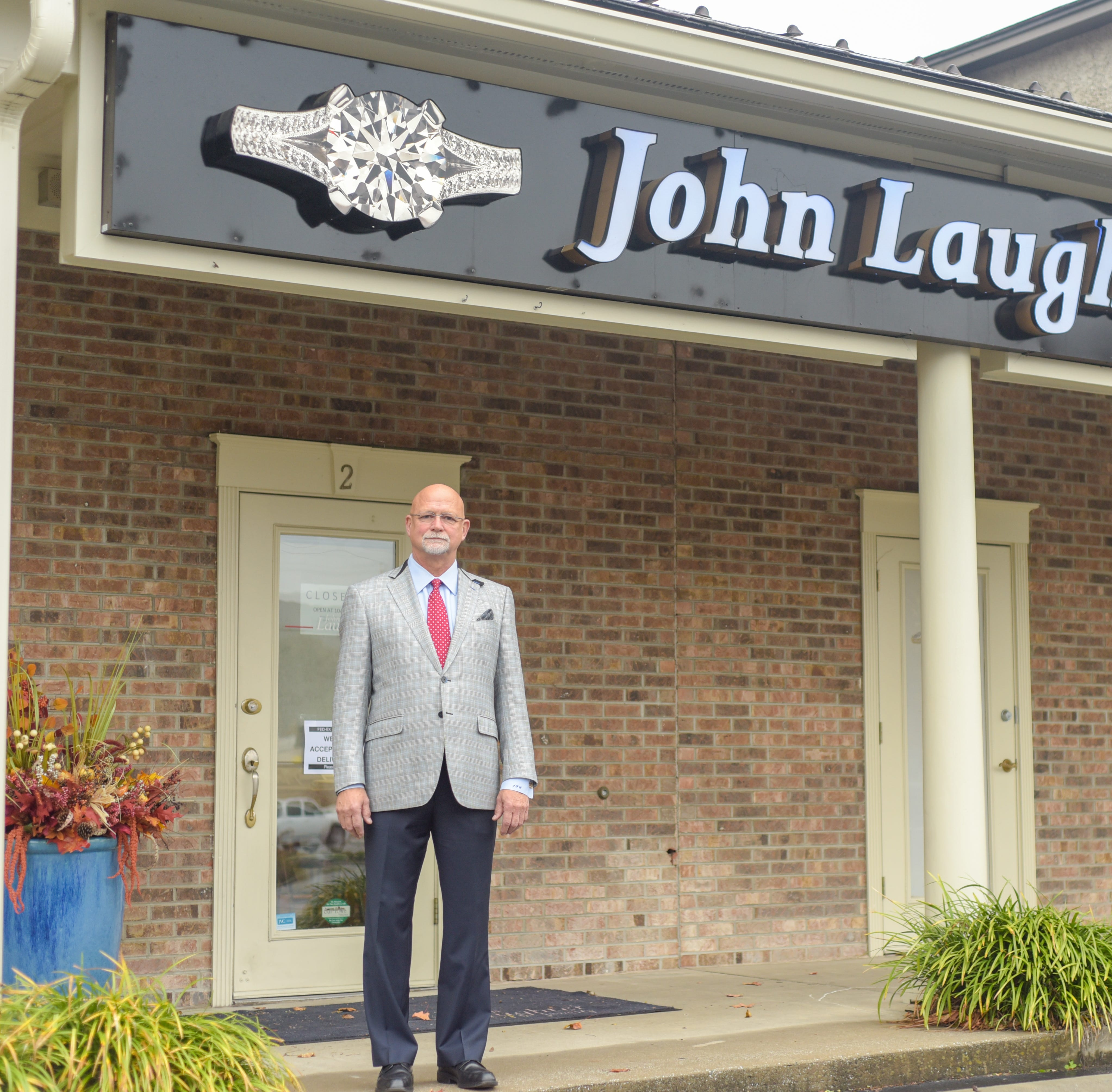 After 50 years in jewelry, John Laughter will close stores in Asheville, Waynesville
