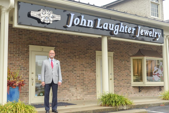 Asheville and Weaverville jeweler John Laughter is planning to retire, ending a decades-long run of being in business in both communities.