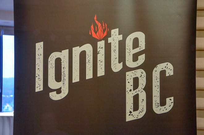 Ignite BC, a new local networking organization, launched on Friday, Nov. 9, 2018, at McCamly Plaza.