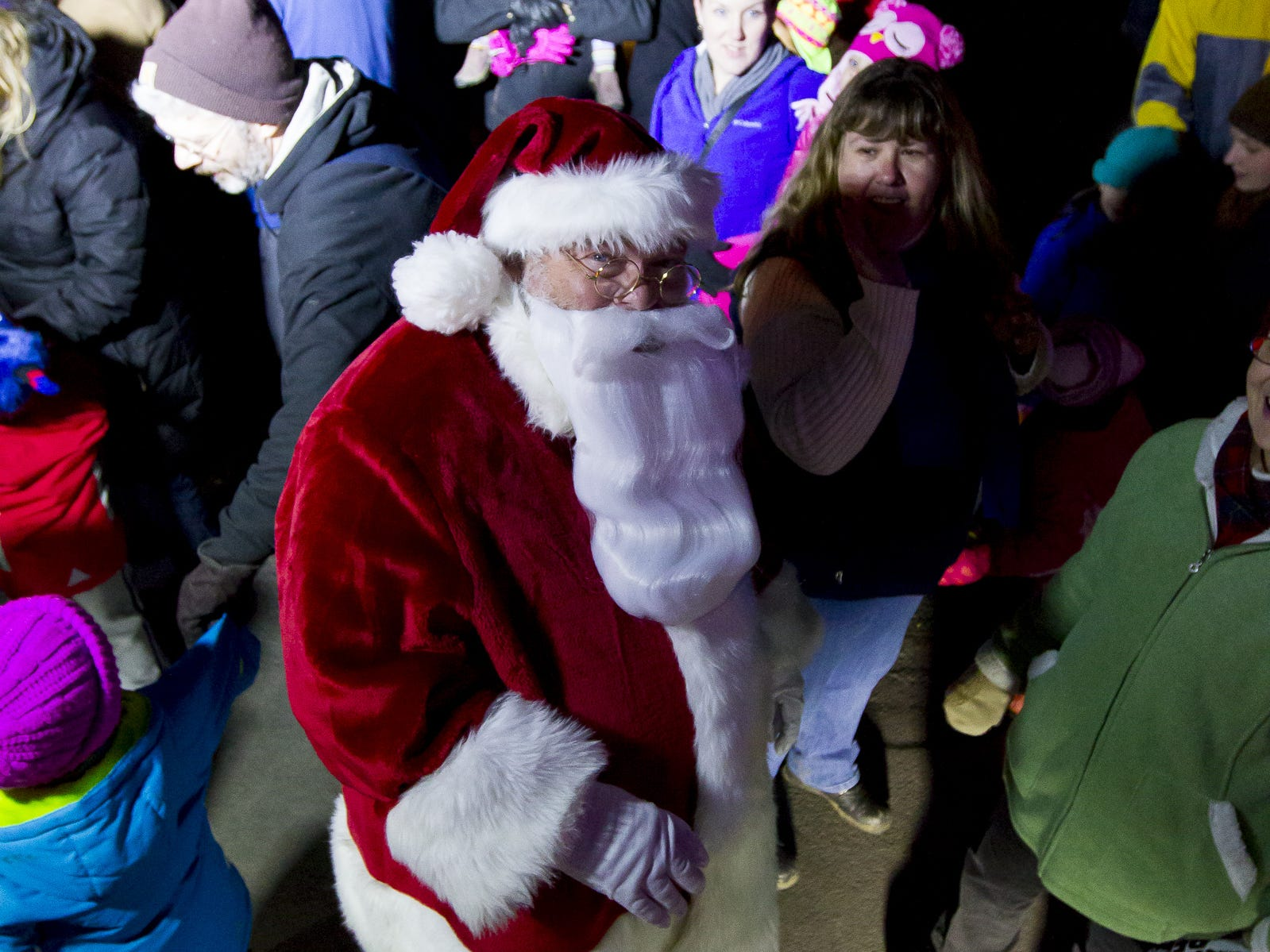 Santa arrives at the 2013 annual Trumansburg WinterFest. This year?s event is planned for  Saturday. The 18th Annual Trumansburg - Ulysses WinterFest.