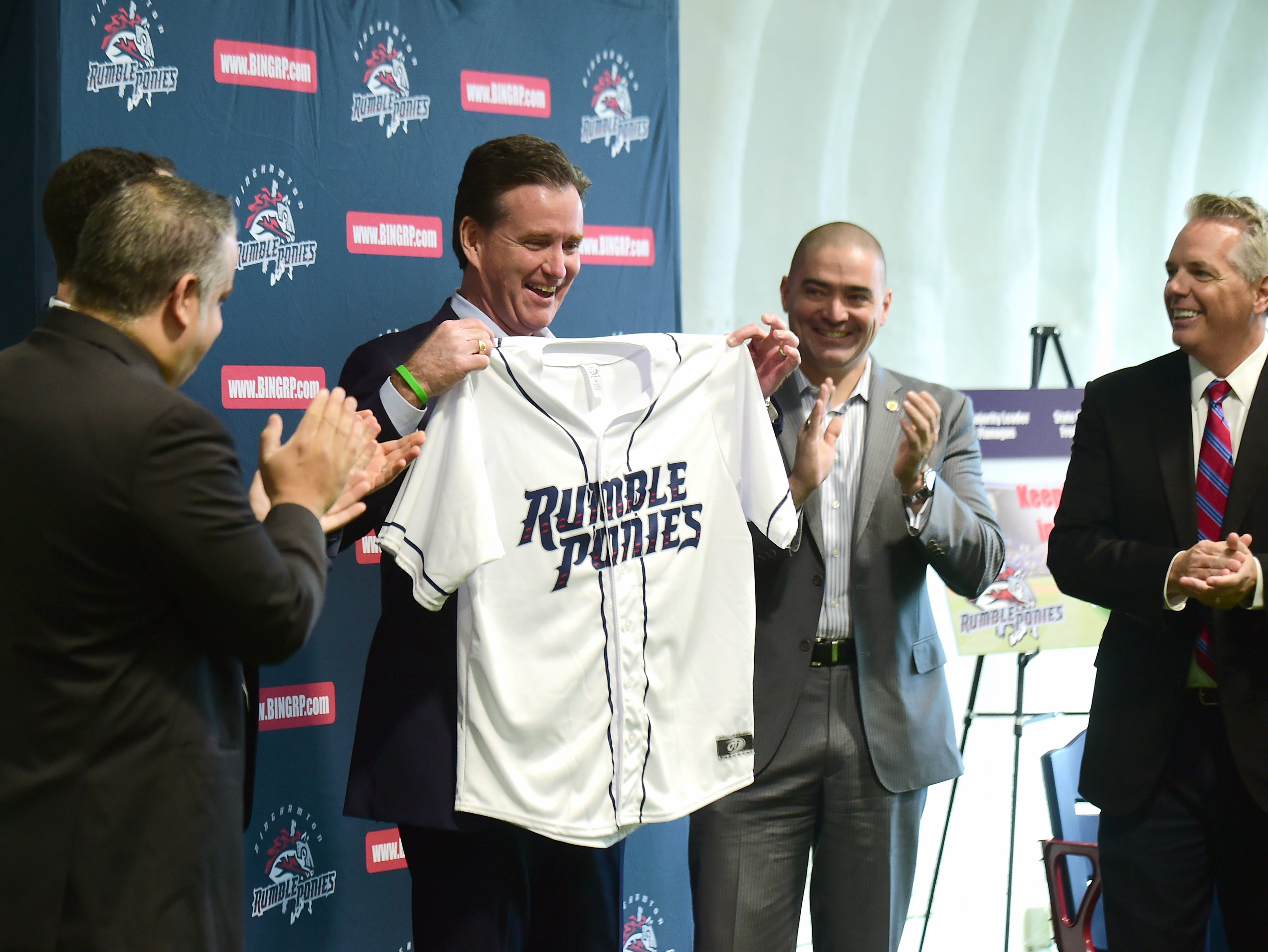 Binghamton's NYSEG Stadium to get $5.1 million upgrade; Rumble  Ponies to stay through 2026