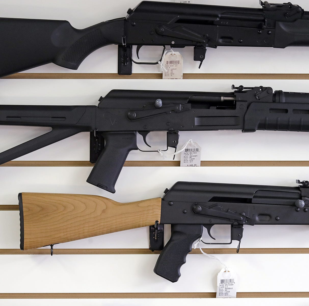 Gun shop owners expect sales boom in wake of initiative