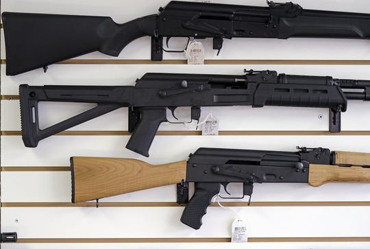 Bills introduced to restrict the types of guns sold in Washington state failed to make progress this year in the Legislature.