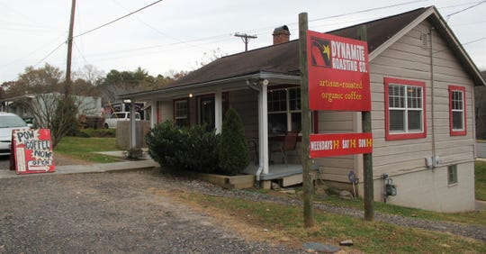 The Dynamite Roasting Co. cafe has been a community hub in Black Mountain since opening up its doors a decade ago.