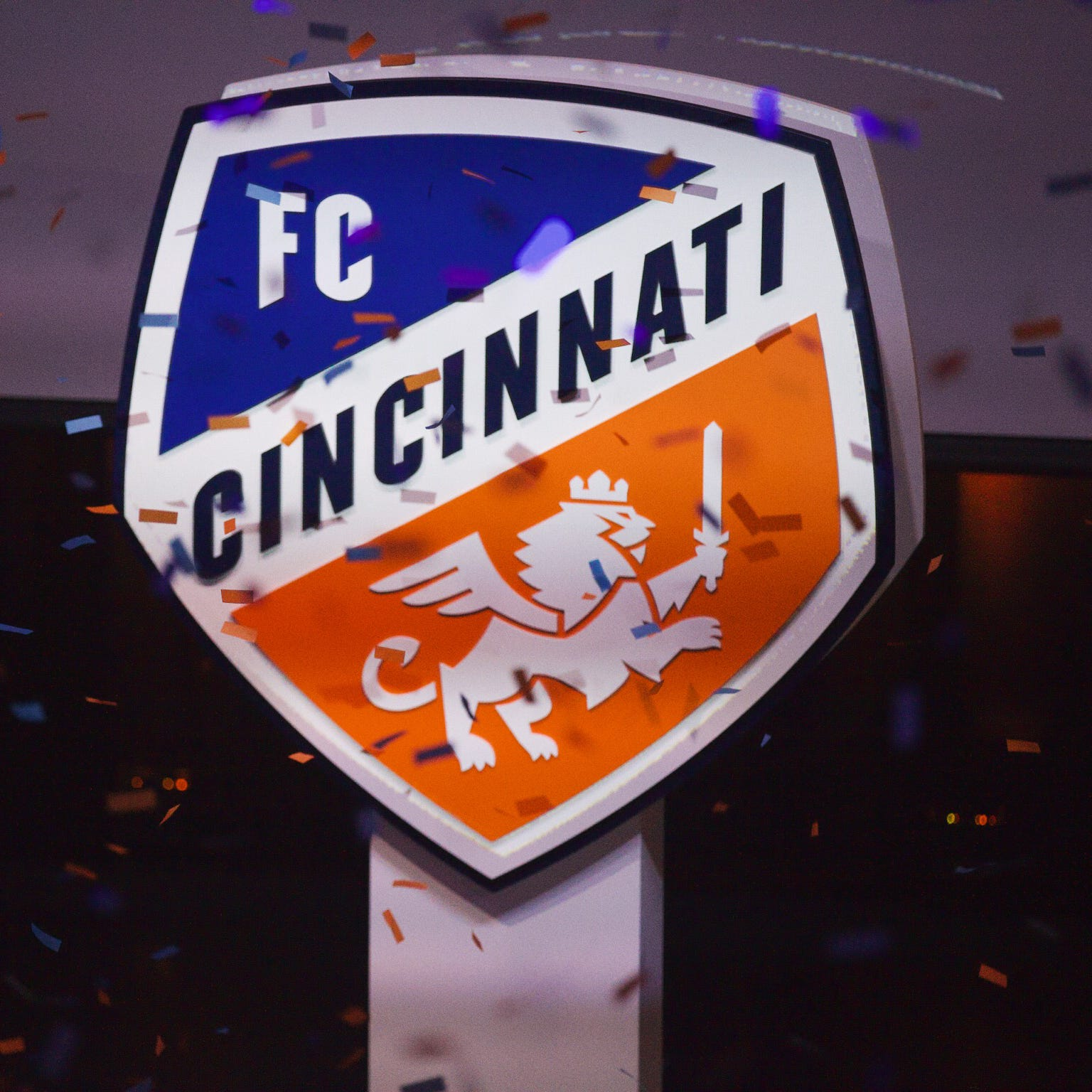 It's here: FC Cincinnati unveils new marks, crest ahead of 2019 MLS season