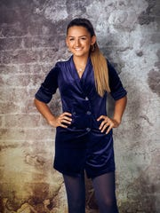 """Abby Cates heads into the Live Shows on """"The Voice this week."""""""
