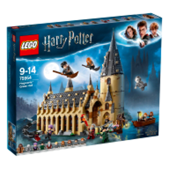 LEGO Harry Potter Great Hall (LEGO Systems, Inc.)
