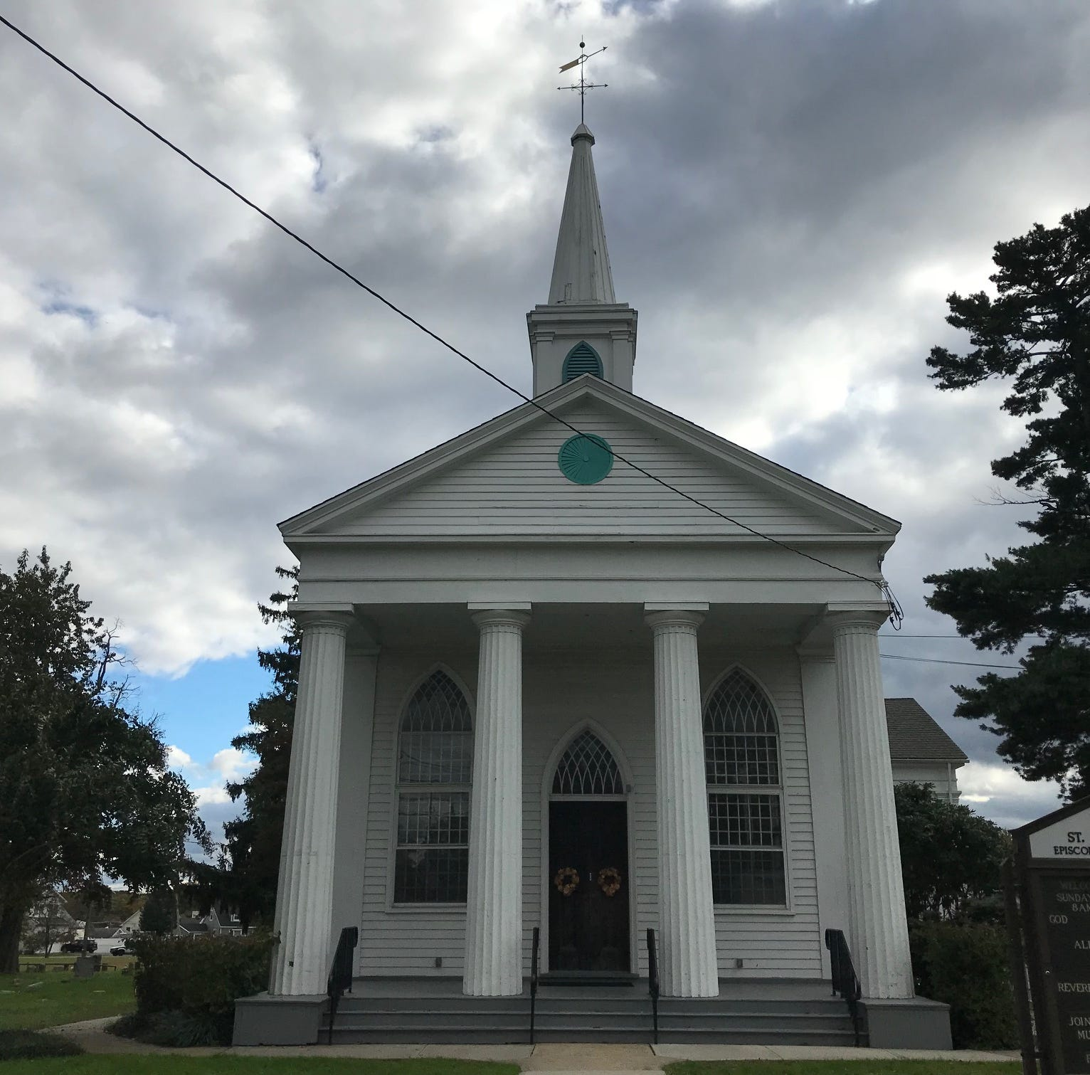 Edison's historic St. James Episcopal Church in need of helping hand