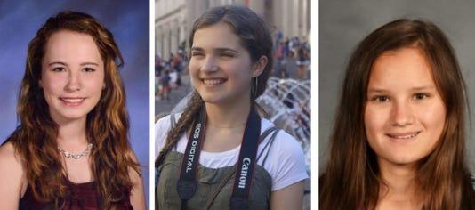 Three HCVSD Academy students named STEM scholars