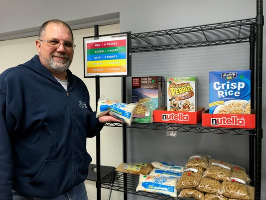 Franklin Food Bank Frank Hasner