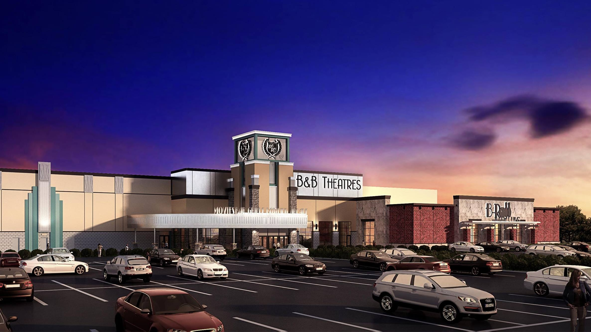 New Ankeny Movie Theater Bowling Alley Eyes Mid December