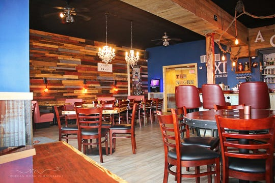 Angry Goldfish Pub & Eatery is the 2018 Des Moines Register Metro's Best Bar/Lounge.