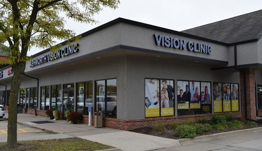 Ashworth Vision Clinic is the 2018 Des Moines Register Metro's Best Optometrist.