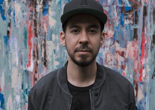 Mike Shinoda Press Photo