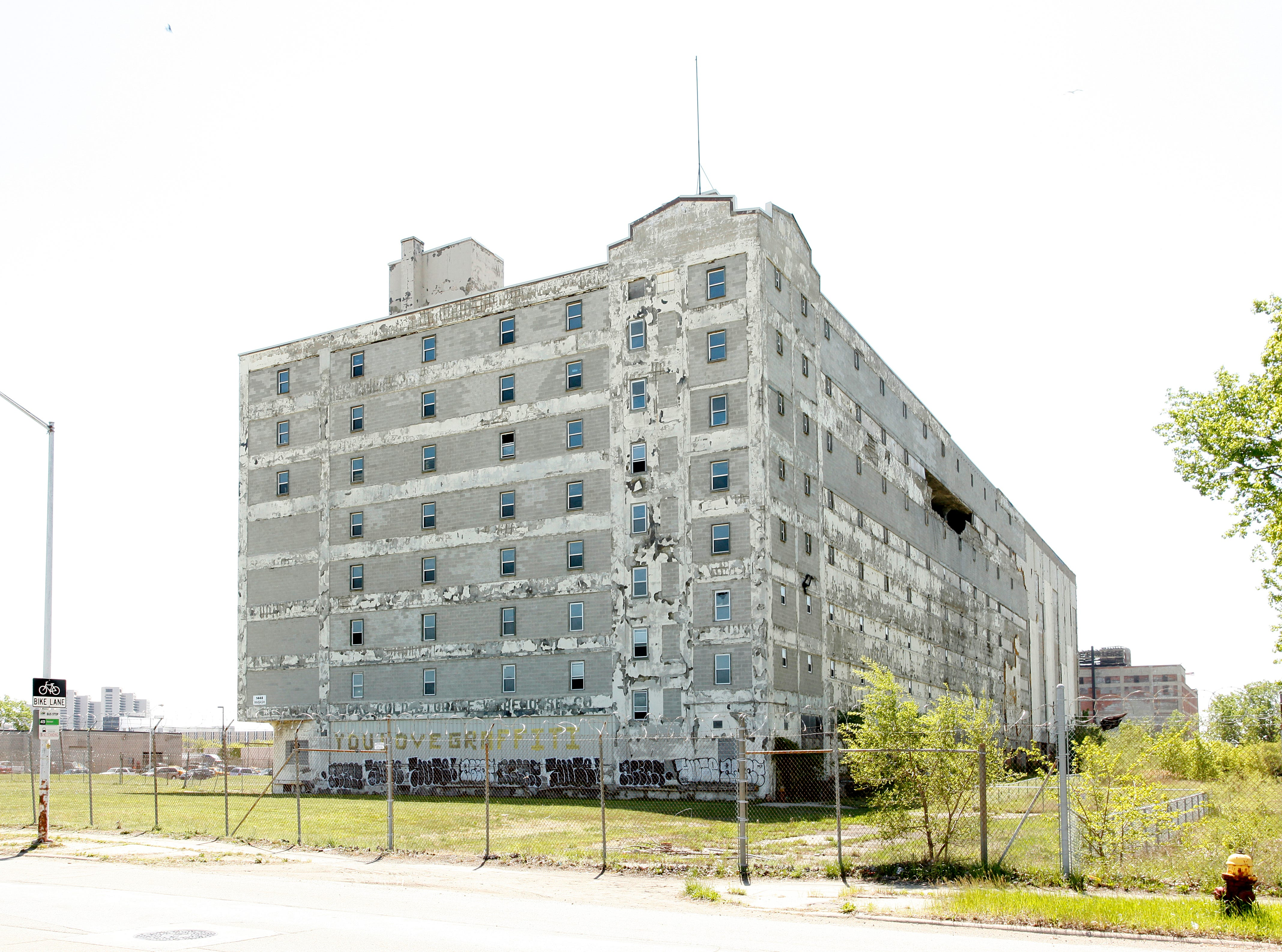 Morouns sell vacant Corktown building to controversial developer
