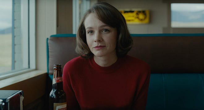 "Carey Mulligan in ""Wildlife."""