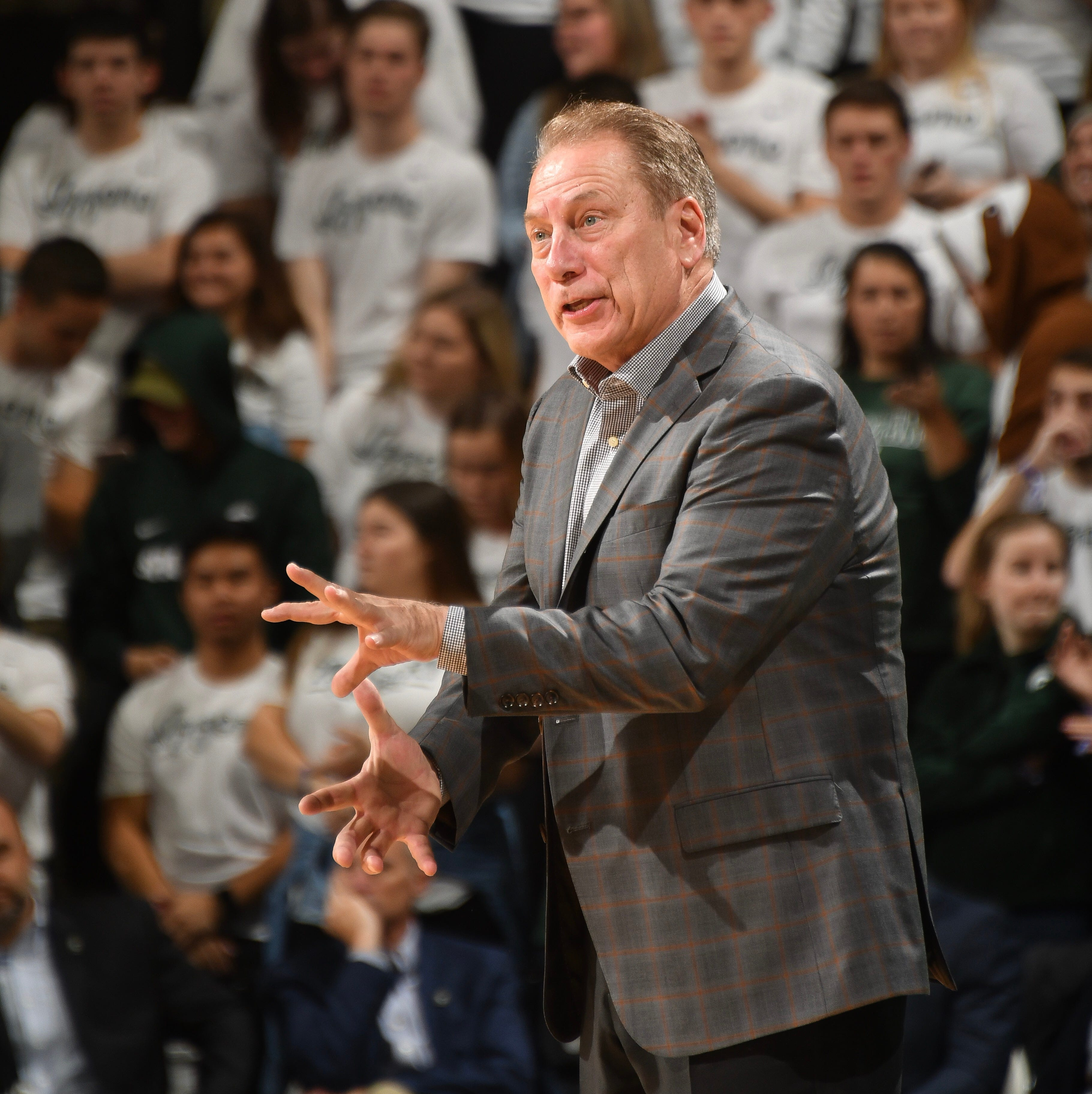 MSU's Tom Izzo blasts NCAA over 'over-legislating' by referees