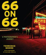cover: 66 On 66: A Photographer's Journey