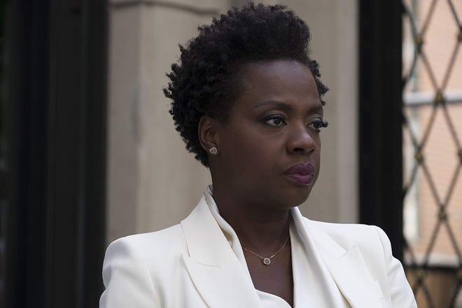 """Viola Davis in """"Widows."""""""