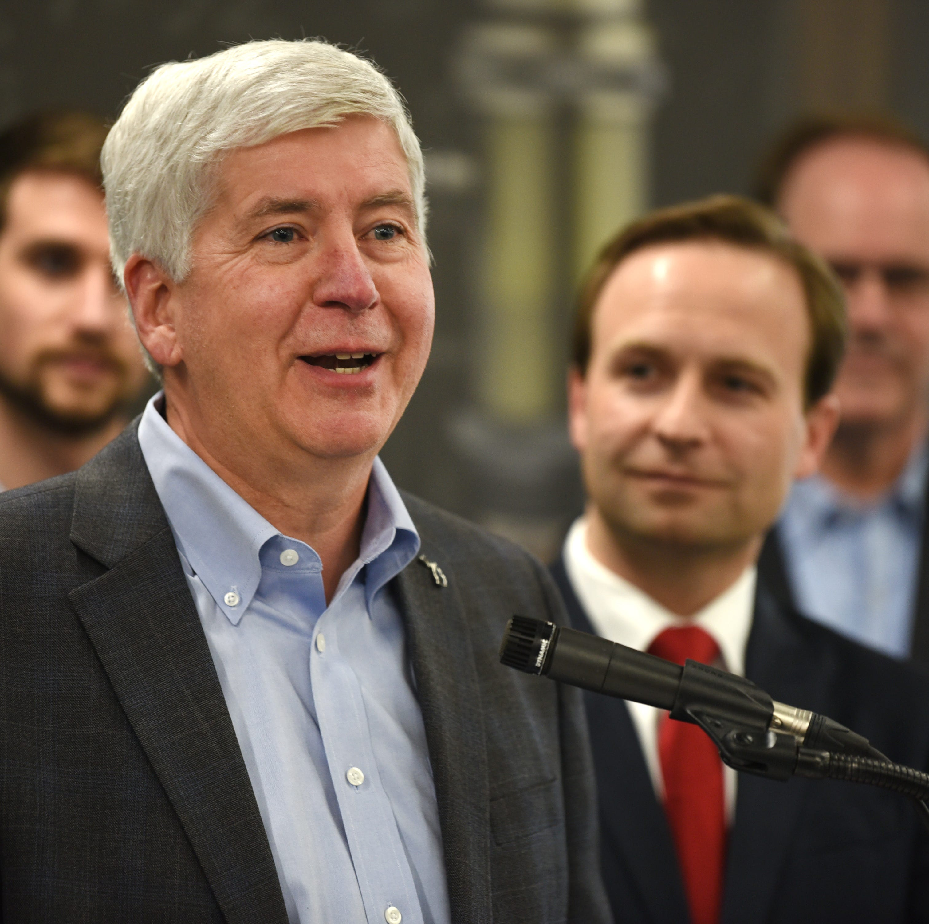 Once vetoed by Snyder, 'no stricter than federal' rule heads back to gov