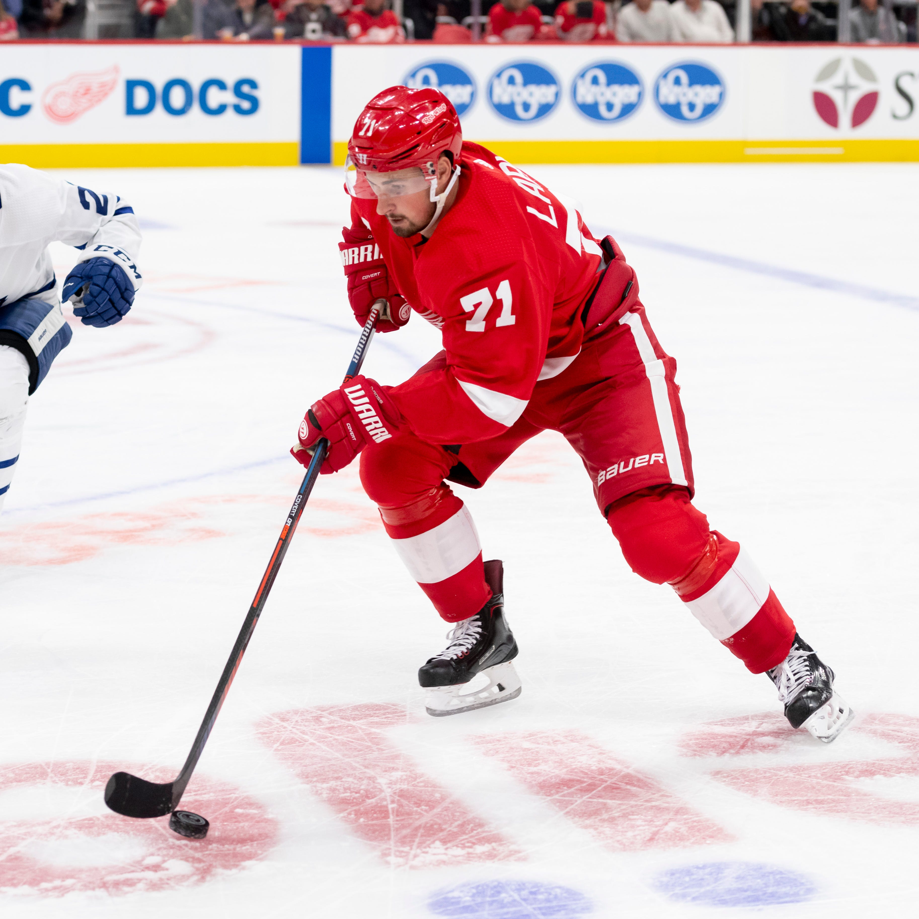 Red Wings notice livelier LCA crowds as play has improved