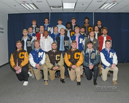 Downtown Quarterback Club All-City Team