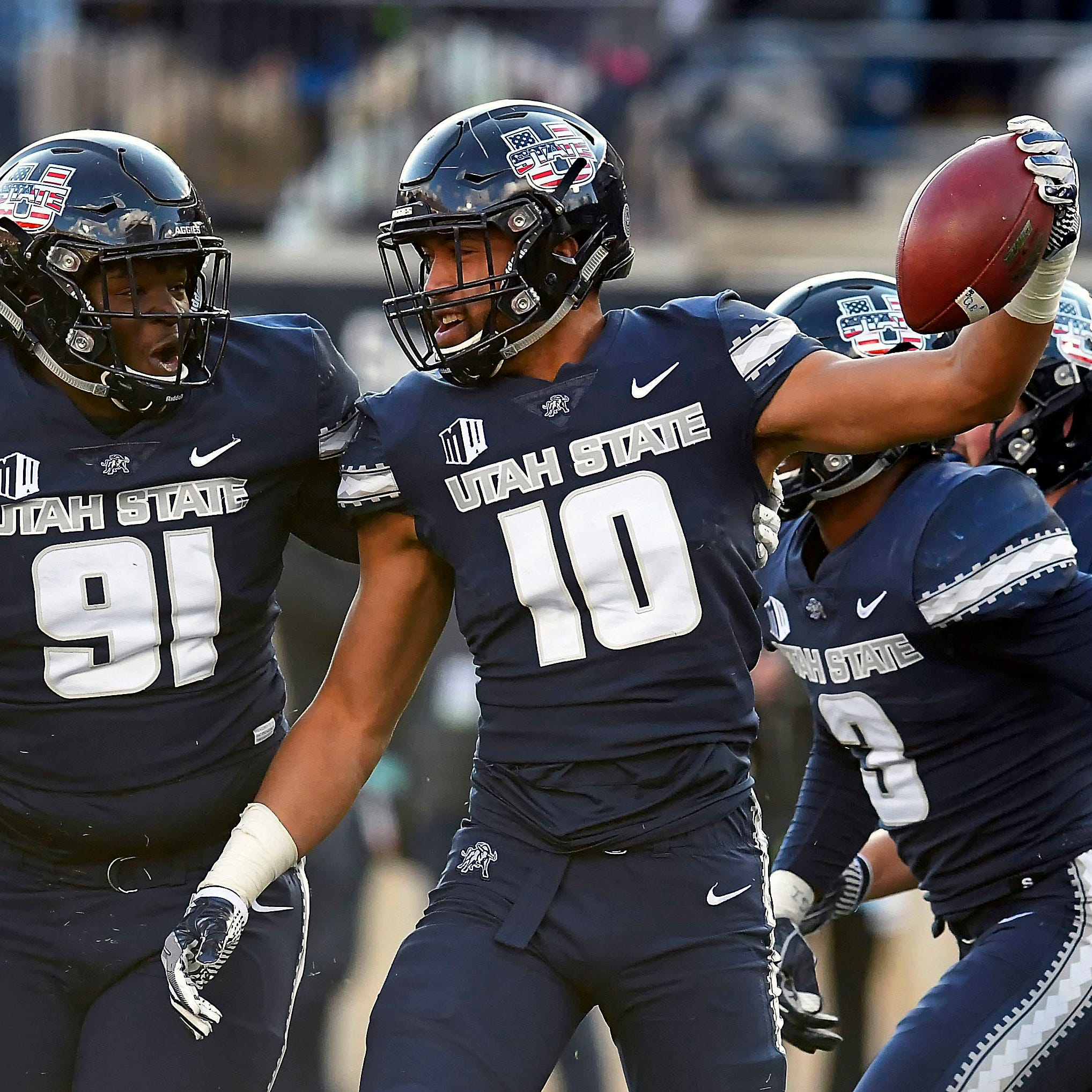 Mountain West football rankings: Meet Utah State, your new No. 1