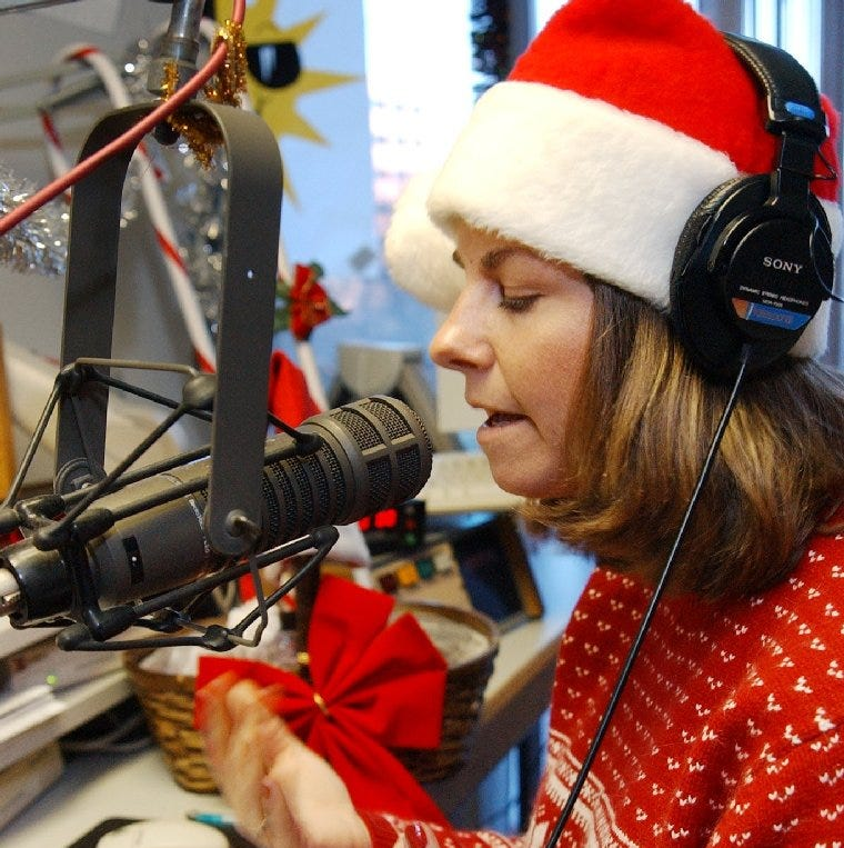 Here are the Colorado radio stations switching over to Christmas music