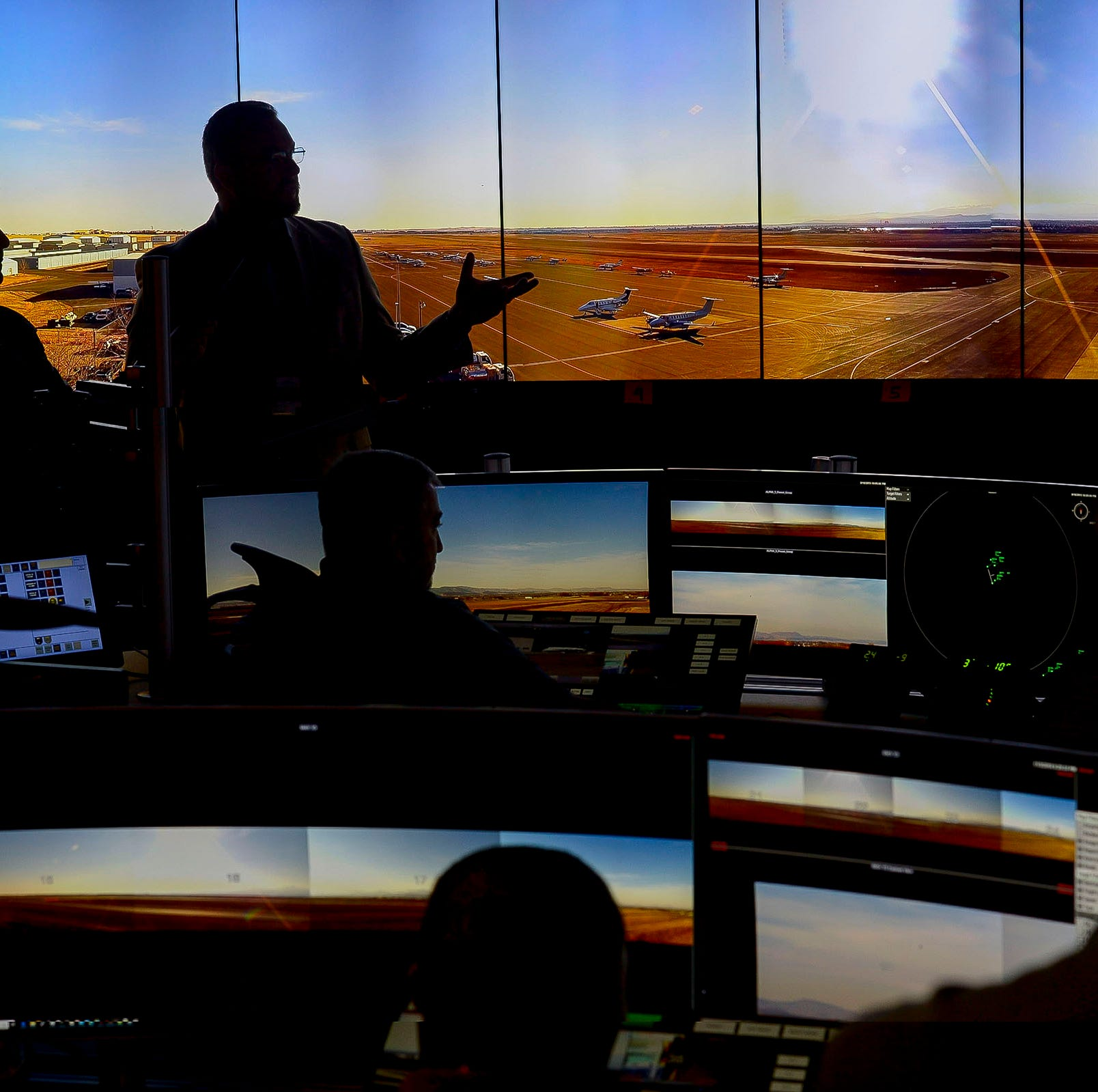 Northern Colorado Regional Airport tests one-of-a-kind virtual tower