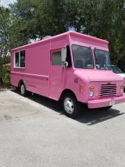 Chelle's Special Touch also has a pink food truck for events and showers.