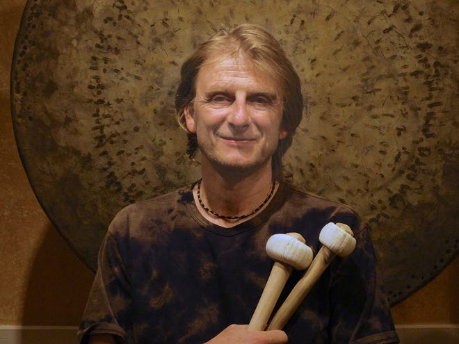 Musician and recording engineer Hans Christian will give demonstrations of his work for the Sturgeon Bay Art Crawl.
