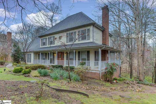 This home in Easley recently sold for $270,000.