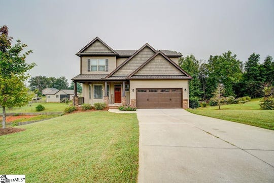 This home in Travelers Rest recently sold for $232,000 after 37 days on the market.