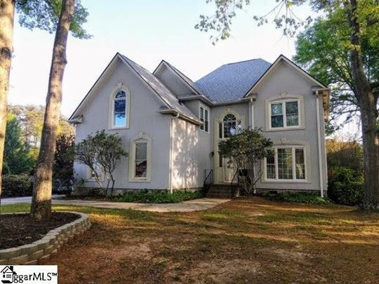 This home in Greenville recently sold for $259,000.