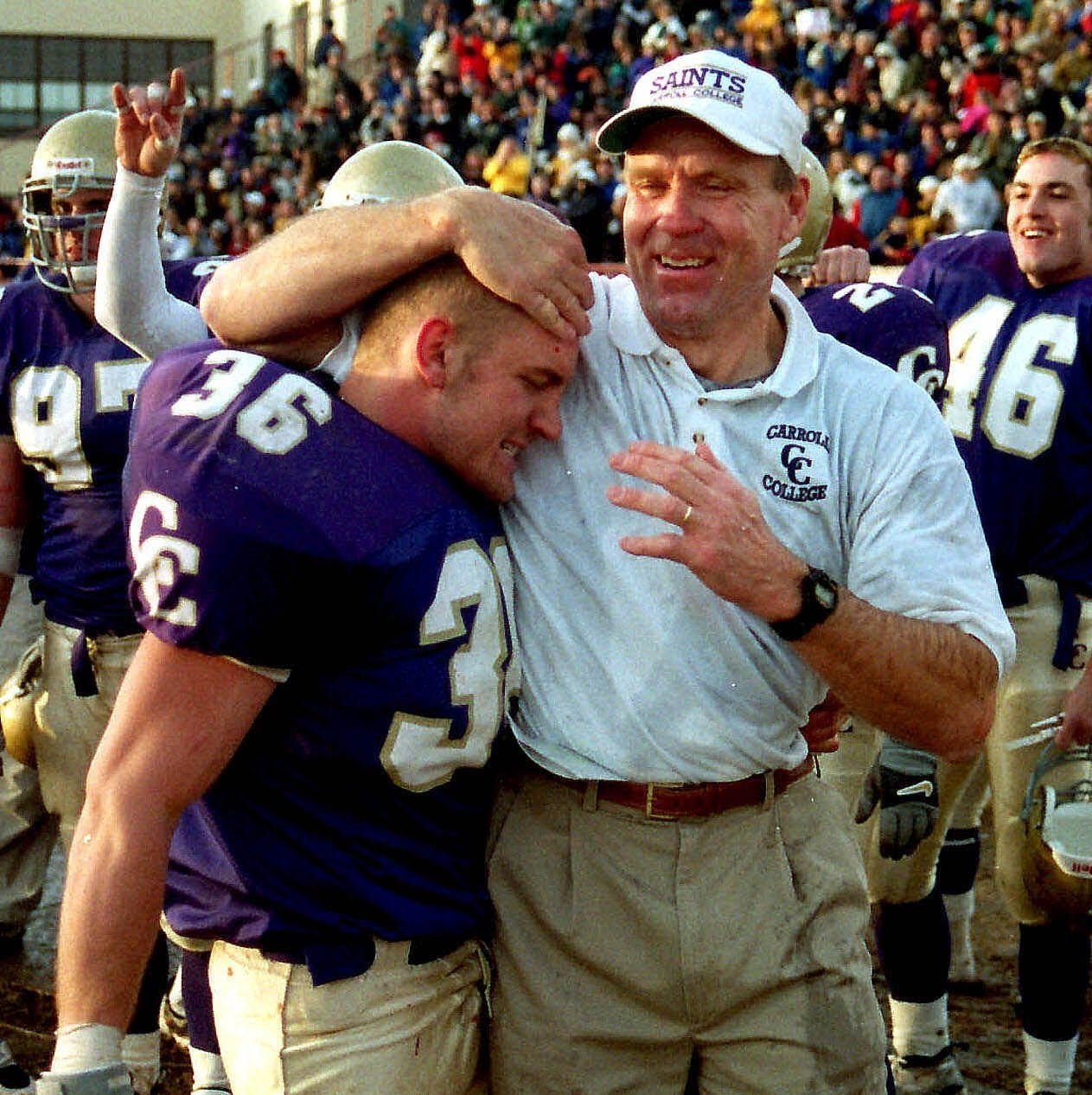 Coach Mike Van Diest: A Carroll College football legend retires