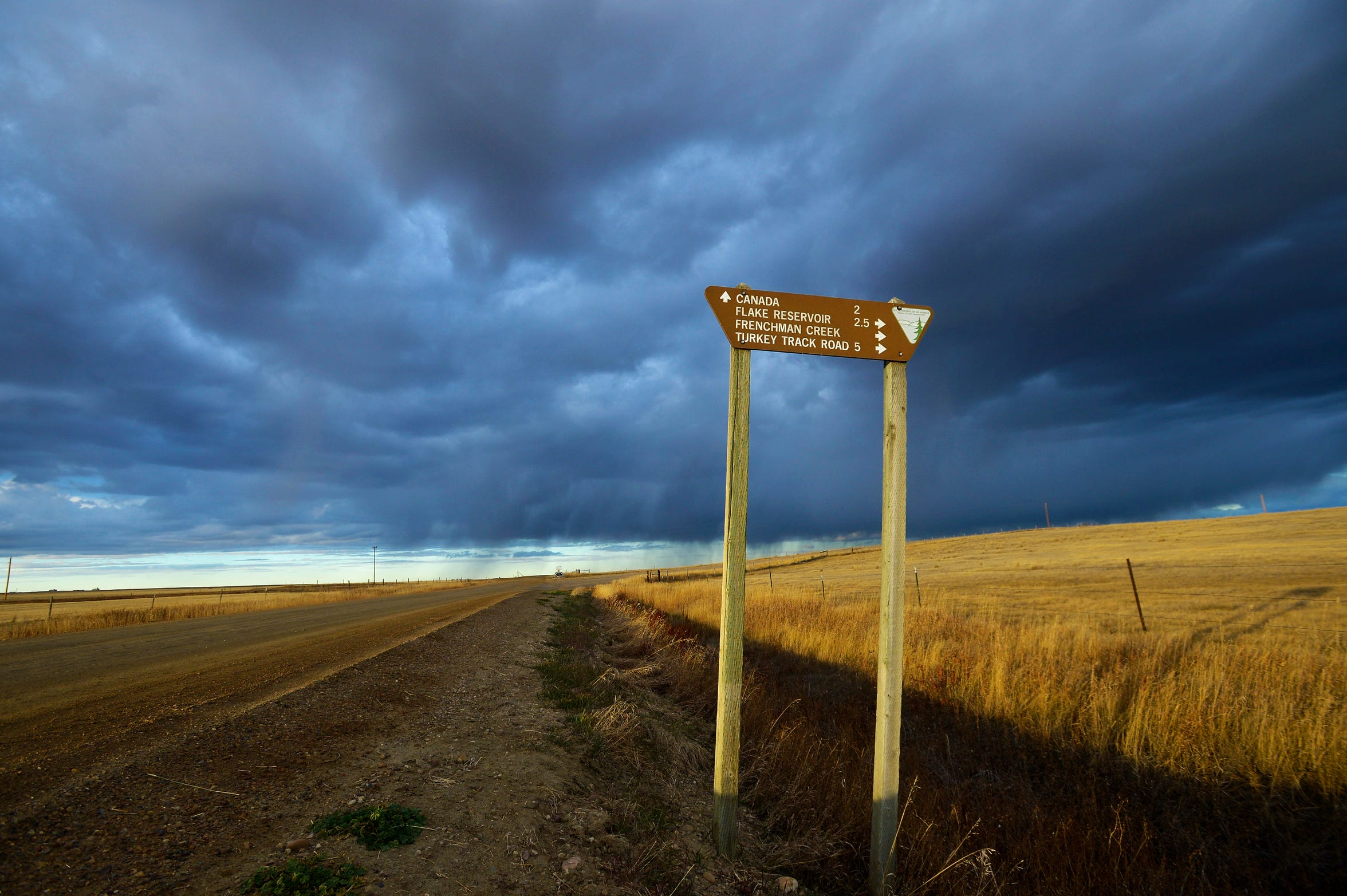 The Keystone XL Pipeline will enter the United States at the Port of Morgan in Northern Phillips County, Montana.