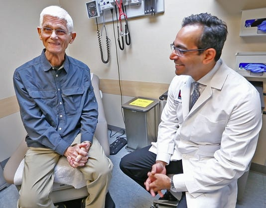 Bruce Anderson At Age 79 Is The Oldest Liver Transplant Recipient In Indiana