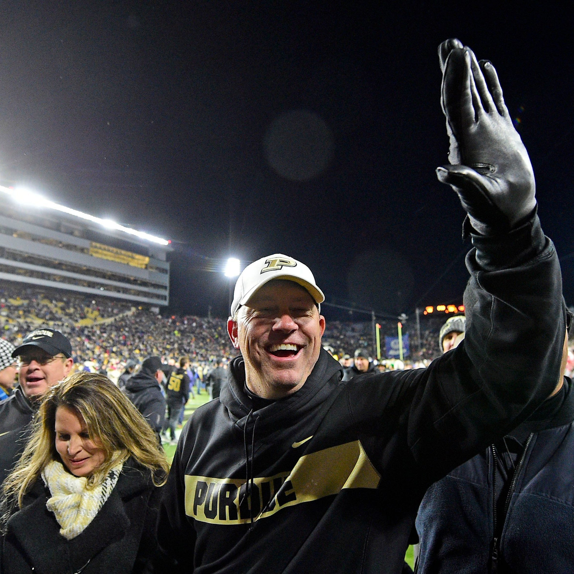 Jeff Brohm-to-Louisville noise deafening, but not a foregone conclusion