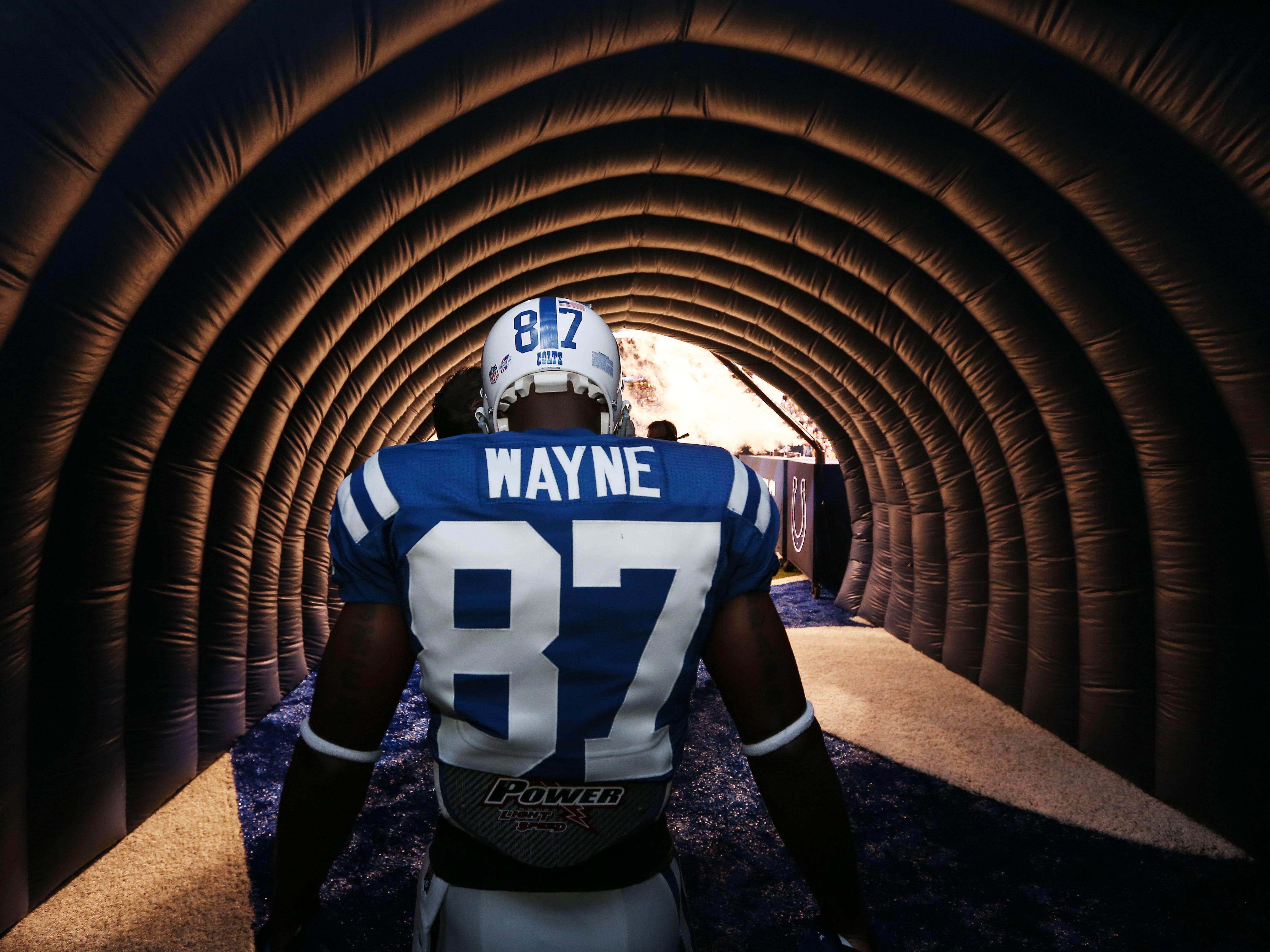 'Plan B' to the Ring of Honor: Give Reggie Wayne his due