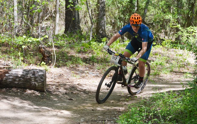 Greyson Swartzfager, 16, of Brandon, wanted to compete in mountain bike racing, but there were no teams in Mississippi. So, his mother, Selena Swartzfager, got the ball rolling and formed the Mississippi Blues Composite High School Mountain Bike Team.