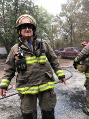 Madison County firefighters credit smoke alarms with saving the life of a 92-year-old man Nov. 3.