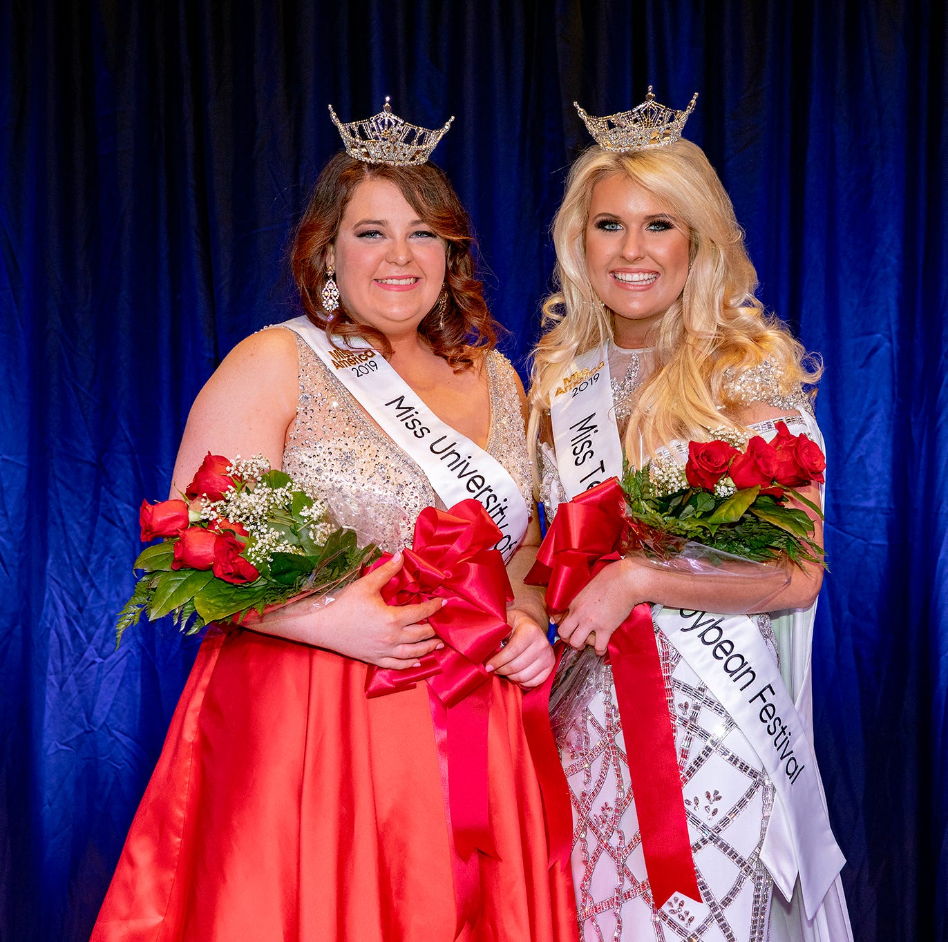 Contestants claim Miss UT Martin, Miss Tennessee Soybean Festival titles