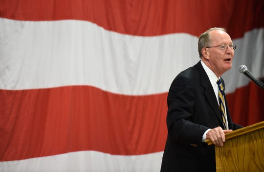 U.S. Sen. Lamar Alexander has been a vocal proponent of improving the FAFSA application process, insisting in the past that it's been complicated and acts as a barrier for students in applying to college.