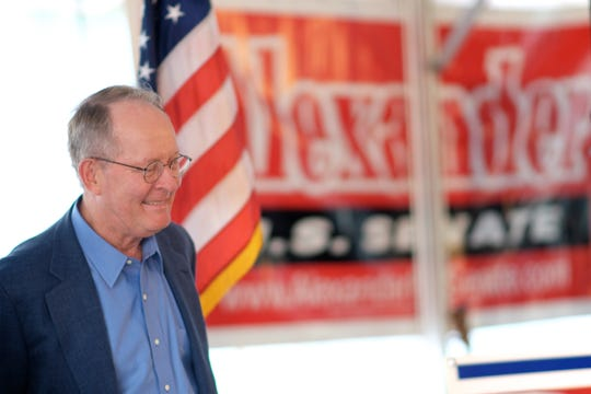 U.S. Sen. Lamar Alexander, R-Tennessee, has so far refrained from saying much about the impeachment inquiry into President Donald Trump.