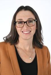 Lauren Shaffer, a 40 Under 40 honoree, Wednesday, Nov. 7, 2018 at the News Sentinel.